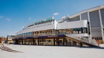 Vaccinationerna i Scandinavium har pågått sedan den 19 maj och avslutas på torsdag den 16 september.
