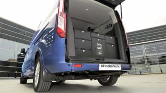 Ford Tourneo Custom følgebil