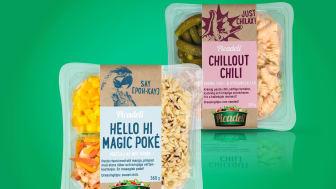 Picadeli lanserar färdigplockad poké bowl och chill chili