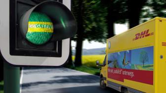 Deutsche Post DHL er frontløber på bæredygtighed
