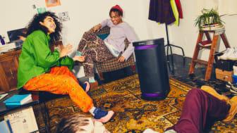 Živite glasno! Sony predstavlja tri nove zmogljive brezžične zvočnike nove serije X