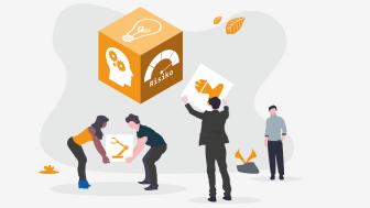 """Social Engineering Theater"""" und """"Security Risk Roulette"""" stehen für zwei komplexe Lernszenarien , die Beschäftigte von KMU spielerisch für das Thema Informationssicherheit sensibilisieren sollen und von der TH Wildau entwickelt wurden."""