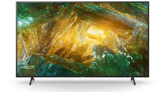 El nuevo televisor Sony LCD 4K XH80 ya está disponible en España