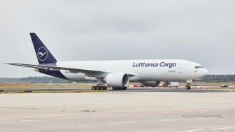 Lufthansa Cargo unterstützt globale Impfstoffverteilung von UNICEF