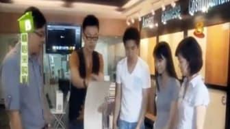 Evorich Flooring Group on Mediacorp Home Makeover 2 [玩家万岁 2] TV Show