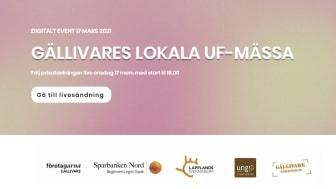 Lokala UF-mässan i Gällivare sänds live på webben.