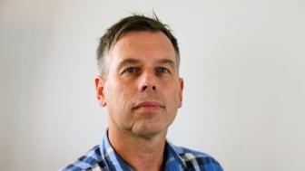 Ulf Ekwall, tillförordnad vd för Centrumbostäder från 1 september 2019.