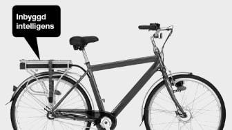 Biltemas elcykelbatterier är intelligenta
