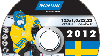 Norton kapskiva till Hockey-VM - kapskiva
