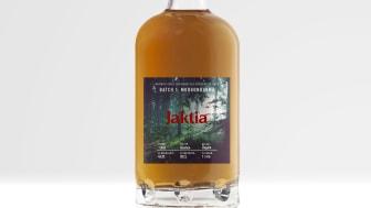 Jaktia lanserar egen whisky i samarbete med Mackmyra