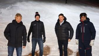 Nordrest, Pontus Frithiof och SkiStar