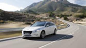 Sverigepremiär för nya Peugeot 508