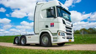 Nu kan du lease en Scania Used lastbil med hurtig kreditvurderingsprocess og 0 kr i udbetaling