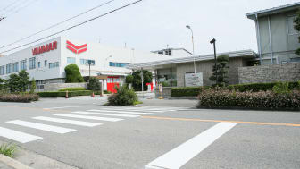 The Yanmar Amagasaki Factory produces large marine engines and is home to the Technical Training School