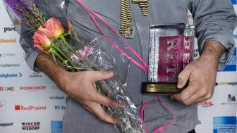 Vinnare Årets marknadsföringsidé Retail Awards 2011
