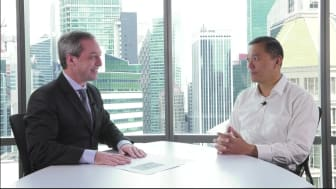 VIDEO: Wai Kit Cheah advises senior business leaders why it's important to appear in the media, and how he prepares for it