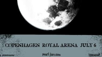 Pearl Jam / Royal Arena / 6. juli 2021