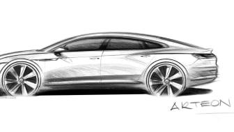 Den nye Volkswagen Arteon