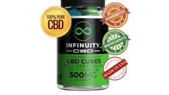 Infinuity CBD Gummies Reviews: Real or Hoax Price of Infinuity CBD Cubes & Website