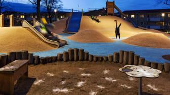 Stadsparkens Generationspark i Västervik