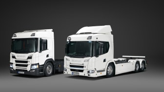 Scanias plug-in hybridlastbiler og fuldelektriske lastbiler leveres med L- og P-førerhuse.jpg