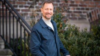 Michael Nordberg, Biblioteks- och kulturskolechef, kultur- och fritidsförvaltningen