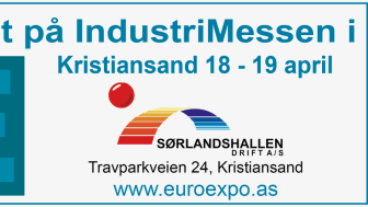 Scandinavian Friction ställer ut på Euroexpo i Kristiansand!
