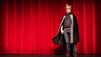 """Morgan Alling Show """"En föreställning om Kärlek"""" flyttar in på Maximteatern med nypremiär den 28 Januari"""