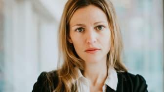 Friends generalsekreterare Maja Frankel.