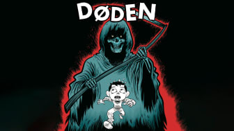 Endre Lund Eriksen og Sigbjørn Lilleengs tegneserie for barn om døden, er basert på vitenskapelige fakta, formidlet gjennom gutten Mikkels angst og nysgjerrighet.