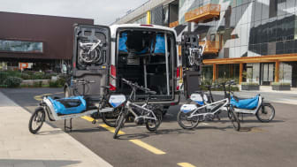 Fenntartható, nulla károsanyagkibocsátású városi csomagkézbesítő megoldást tesztel a Ford
