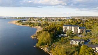 Riksbyggen nominerade till hållbarhetspris i Vänersborg