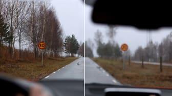 650 000 bilister i Sverige kör med olaglig syn.