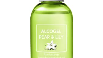 DAX Alcogel Pear&Lily 50 ml