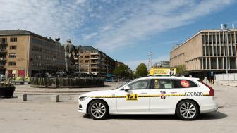 Bo Edsberger ny VD för Taxi Göteborg