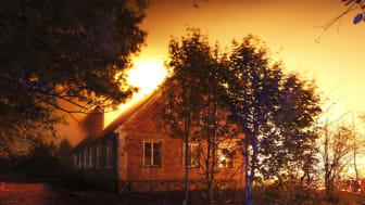 Många bränder i bostäder