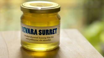 Kampanjen #BevaraSurret startade 2016 som ett samarbete mellan Coop, Konsumentföreningen Stockholm och Svenska Bin.