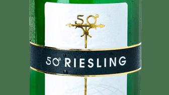 50° Riesling Trocken bästa vita vinet under hundra kronor