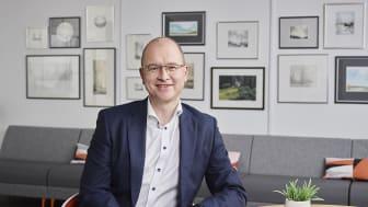 Gunnar Eikeland vd Sparbanken Nord, är nöjd med resultatet av årets SKI-undersökning. – Men vårt arbete för högre kundnöjdhet fortsätter, säger han.