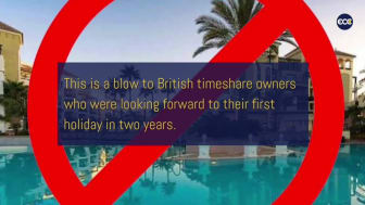 Timeshare owners furious at paying for even more holidays they can't take