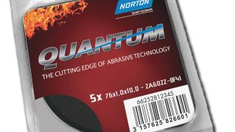 Utvidet sortiment Quantum kappeskiver og navrondeller - Produkt 76 mm kappeskive