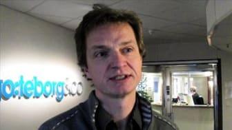 Vinnare årets pressrum 2009 - go:teborg & co