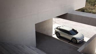 """EV6 er Kias første model baseret på mærkets nye designfilosofi, """"Opposites United"""""""