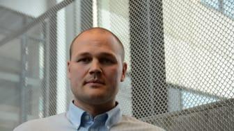 Per-Christian Engebregtsen, Tender Project Manager for EVlink elbil-ladeinfrastruktur i Schneider Electric