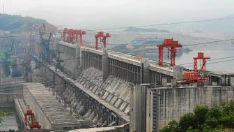 1. Drei-Schluchten-Damm, China