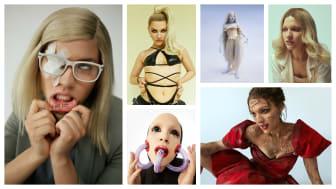 Tove Styrke är tillbaka med nya singeln och videon 'Mood Swings' - porträtterar själv åtta olika karaktärer