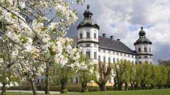 Majöppet på Skoklosters slott med specialteman