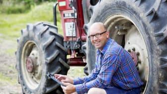 Behovet av statistiskt underlag inom jordbruksområdet är stort. Underlaget från undersökningen är viktigt för att följa hur jordbruket utvecklas i olika driftsinriktningar och olika regioner. Foto: Jörgen Wiklund