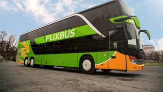 Julnyhet: FlixBus kör hela vägen från Växjö till Stockholm