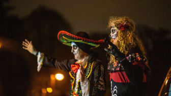 People's Park, Ballymena will host one of the scariest nights of the year on Friday 29 October from 6pm to 8.30pm.
